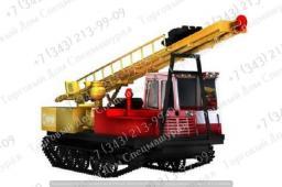 Шпиндель вращателя 4Т-12.016 для буровой установки УРБ 4Т