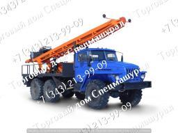 Вал-шестерня 2Д3-06.008 для буровой установки УРБ 2Д3