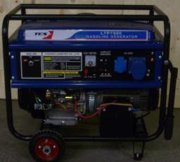 Электростанция бензиновая LTP7500