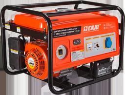 Бензиновый генератор УГБ-3200Е