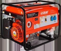 Бензиновый генератор УГБ-5000