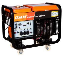 Дизельный генератор УГД-10000Е