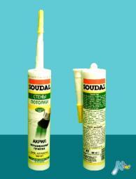 Акриловый герметик Paintable Sealant 280 мл SOUDAL