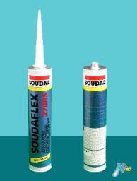 Клей-герметик выкопрочный конструкционный Soudaseal 270 HS 290 мл SOUDAL