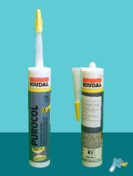 Клей полиуретановый Purocol водостойкий (D4) 310 мл SOUDAL