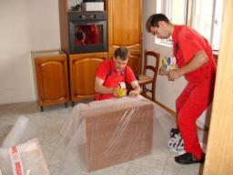 упаковка мебели услуги мебельщиков