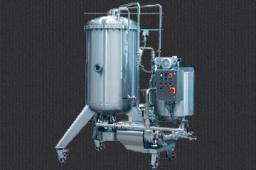 Кизельгуровый фильтр с автоматическим управлением