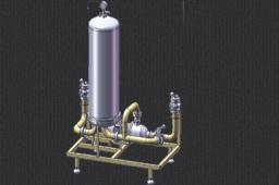 Однокаскадная установка УФ-1-12-2011/А0