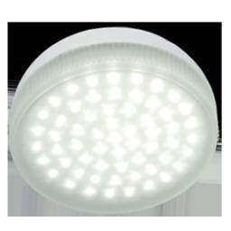 Светодиодная лампа Ecola Light GX53 LED 4,2W Tablet 220V 2800K 27x75 матовое стекло 30000h (T5MW42ELC)