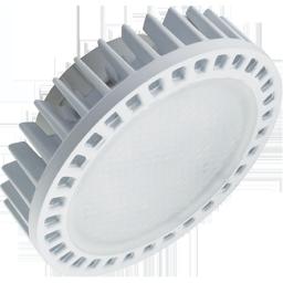 Светодиодная лампа Ecola GX53 15W 4200K 4K 27x75 матовое стекло алюм. Premium (T5FV15ELC)