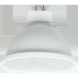 Светодиодная лампа Ecola MR16 5,4W GU5.3 6000K 6К матовое стекло (композит) 48x50 (M2RD54ELB)