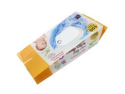 хороший защитный барьер Мокрый пакет для упаковки ткани