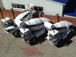 Мобильный бетонный завод FIORI