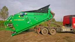 Дробилка щёковая 700x400 электродизельная GREEN LEM 7040HYBRID 80т/час