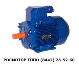 30 кВт 3000 об/мин. ВА180M2 электродвигатель взрывозащищенный