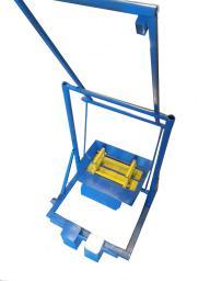 станок для производства блоков 1 ИКС