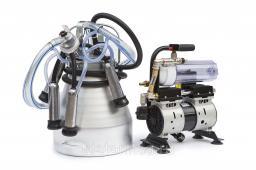 Доильный аппарат для коров МДУ-7 без пульсоколлектора. Доение до 3 коров.