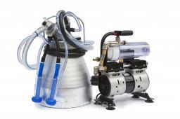 Доильный аппарат для коз МДУ-7к без пульсоколлектора. Доение до 3 коз.