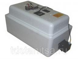 Инкубатор Несушка БИ-1(м) на 36 яиц, U-220В, цифр. терм., авт. поворот + гигрометр № 37Г