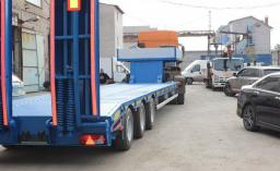 Аренда трала от 10 тонн до 150 тонн
