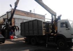 Аренда металловоза 10 тонн