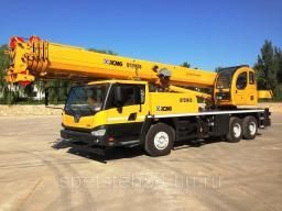 Прокат крана XCMG 25 тонн