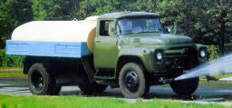 Прокат поливомоечной машины ПМ-130