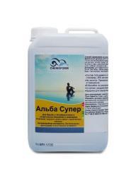 Альгицид для бассейна Альба супер 3 литра Chemoform