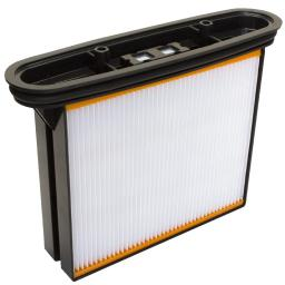 Фильтр складчатый из полиэcтера для пылесоса Metabo ASR 25, ASR 35, ASA 2025, ASR 2025