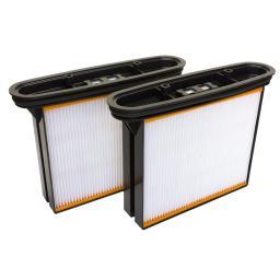 Фильтр складчатый из полиэтера для пылесоса Metabo ASR 50, ASR 2050, SHR 2050 M