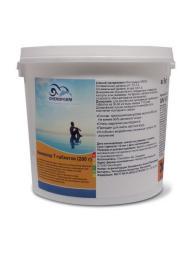 Медленный стабилизированный хлор Кемохлор-Т (200 гр) 5 кг Chemoform