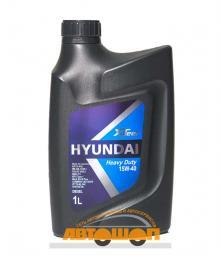 Моторное масло HYUNDAI  XTeer Heavy Duty  15W40, 1 л