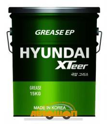 Консистентная смазка HYUNDAI XTeer GREASE EP 1, 15 кг