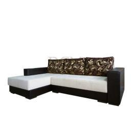 Угловой диван «Блюз-Л» с оттоманкой