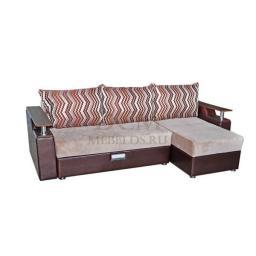 Угловой диван Мальта оттоманка