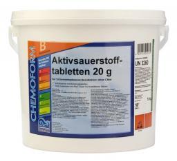 Активный кислород Аквабланк (20 гр) 10 кг Chemoform