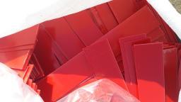 Отходы твердых полимеров: Полистирол, АБС, ПВД, ПНД, ПП