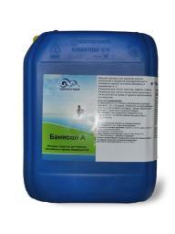 Моющее средство для бань и саун Банисол А (10 л) Chemoform
