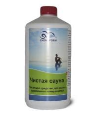Средство для мытья дерева Чистая сауна (1 л) Chemoform