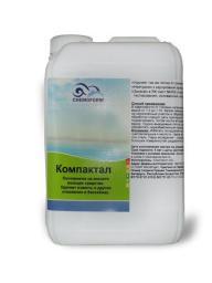 Средство для чистки известковых отложений Компактал (3 л) Chemoform