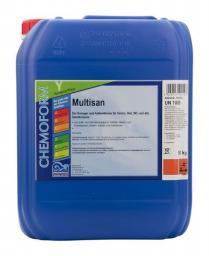 Средство для чистки сантехники Мультисан (10 л) Chemoform