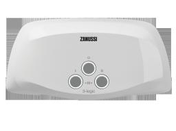 Zanussi 3-logic 3,5 TS (душ+кран)  проточный водонагреватель