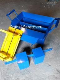 Вибростанок для блоков