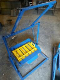 Вибростанок для изготовления блоков МАРС-3