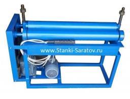 Вальцы листогибочные электрические ВЭТ-500