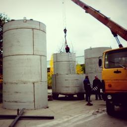Резервуар стальной на 10 м3