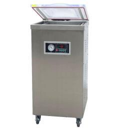 Вакуумный упаковщик однокамерный напольный DZ-400/2E