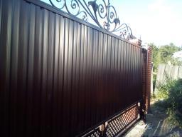 Откатные, распашные, гаражные ворота, двери