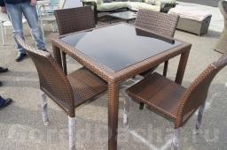 Стол «СИРИУС» квадратный