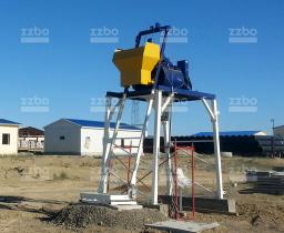 Мини-бетонный завод БЮДЖЕТ-10